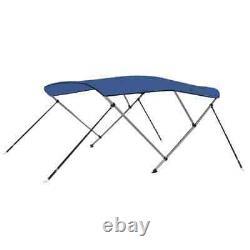 3 Bow Bimini Top Blue 72x55.1x53.9