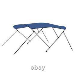 3 Bow Bimini Top Blue 72x77.2x53.9