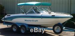 6.25oz BOAT BIMINI TOP FOR SEASWIRL TAHOE 16 I/O 1988-1989