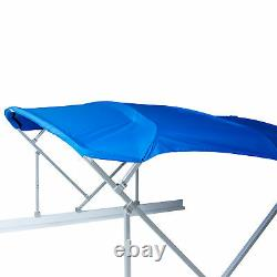 88146 Taylor Made Products Manual Bimini Top Kit 8' Or 10' Long With 8' Wide
