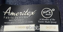 Ameritex 113600046 Regal 3060 BOAT 2012 COVER TOP SIDE FRONT BACK CURTAIN Bimini