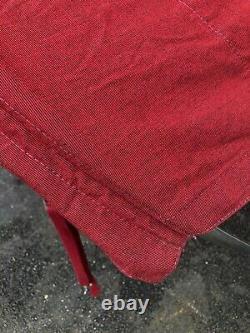 BIMINI TOP 5' Burgundy Sunbrella Fabric
