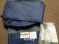 Bay 2005 Bimini Dual Top And Boot Navy Blue (#35)