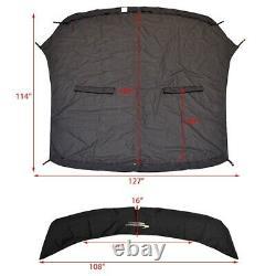 Bennington 25721 Lexington 775927 Pontoon Boat Replacement Bimini Top Cover