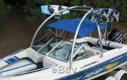 Bimini Tops for Boats with Towers