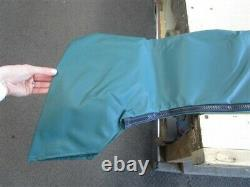 Boater Sports Bimini Top Cover With Boot 372-gna Green 97 102 Marine Boat