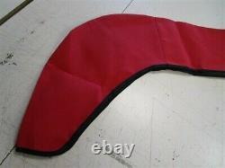 Carver / Sunbrella 3 Bow Bimini Top Cover With Boot 216097 / B8590a Boat