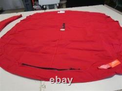 Chaparral 180 (2015) Bimini Top & Boot 388641 Red Marine Boat