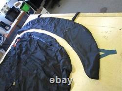 Chaparral 200 (2015) 393163 Bimini Top Cover & Boot Black Marine Boat