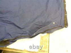 Chaparral 226 / 246 Forward Bimini Top Cover Blue 81 X 57 W / Boot Marine Boat