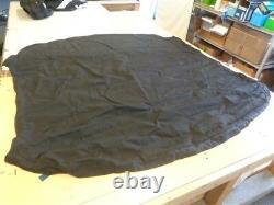 Chaparral 255 Ssi Bimini Top Cover 107060009-001 Black 81 1/2 X 75 Marine Boat