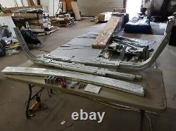 Extra Long Big Top Pontoon Bimini Top Frame Only, 1.25 Frame, 96-102 Wide 913