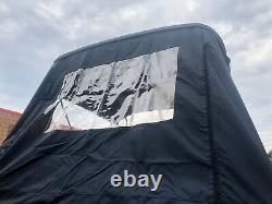 Full Camper Top Canvas with Bimini for Bayliner Ciera 2750