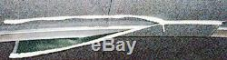 Green Deluxe 1 1/4 frame 8' Pontoon Boat (Bimini) top OEM Grade Green