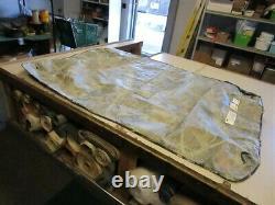 Jon Boat 2009 45-57 Bimini Top Cover With Boot Camouflage 43219-23 Marine
