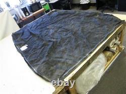 Key West 2020 Bimini Top Cover Black 80 X 63 1/2 Marine Boat