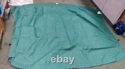Lexington Seating and Trim Part Number P35011165A Bimini Top (Dark Green) Sedona