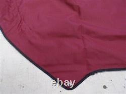 MISTY HARBOR 2014 BIMINI TOP COVER WINE 002026-W 109 7/8 x 121 1/4 MARINE BOAT