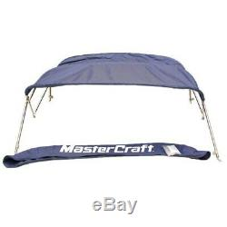 MasterCraft Boat Bimini Top 483707 X30 Blue 2003 2004