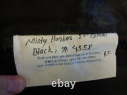 Misty Harbor (2015) 4358 Bimini Top Cover Black 127 1/2 X 110 3/4 Marine Boat