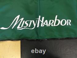Misty Harbor Bimini Top Cover & Boot 2008 Green 88 X 81 001800-g Marine Boat