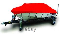 New Westland 5 Year Exact Fit Tahoe 216 Wt Deck Boat With Bimini Top Cover 08-09