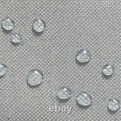 Pontoon Bimini Top Replacement Canvas Cover Zippered Pockets Stern Light Cutout