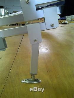 Pontoon Bimini Top Sirius 9 9' long custom width for perfect fit 1.25