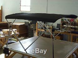Pontoon Boat Bimini Top 8 x 8 5 Year Warranty 1 frame