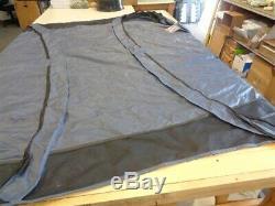 Regency Bimini Top Cover 4 Bow Blue 106 X 131 Marine Boat