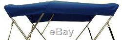 Replacement Pontoon Bimini Top 6' Long -5 year warranty