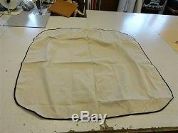 SKI CENTURION TAN (1999) BIMINI TOP & BOOT With FRAME 60 X 61 MARINE BOAT