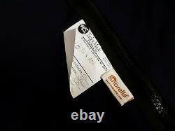 Shademate 3-Bow Sunbrella Bimini Top, Fabric Only, 5'L x 32H, 67-72W Navy 1685
