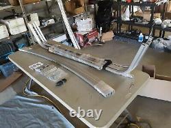 Shademate Pontoon Bimini Top Frame Only, 1 Std Frame, 8' x 96-102 Wide, 1069