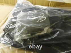 Shademate Sunbrella 3-Bow Bimini Top, 6'L x 46H, 79-84 Wide, Captain Navy 996