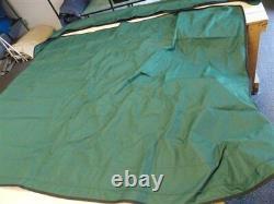 Star Brand T5493s-bt-3 Saber Dark Green Bimini Top With Boot 101 X 74 Marine