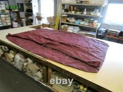 Sweetwater 86 Bimini Top Cover With Boot Black Cherry 2018 48649 Marine Boat