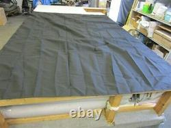 Sweetwater Znp1813231 2019 Bimini Top Cover Black 6 Bow 118 X 138 1/2 Boat