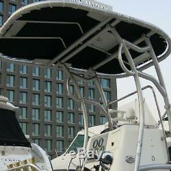 T600 Bimini Top / T-top Fishing Boat Centre Tower Sun Shade / Cover / Canopy