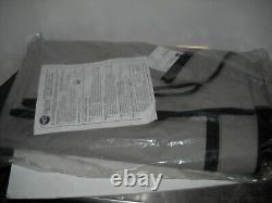 TAYLOR MADE 84099, 4 Bow Pontoon Bimini Top Boat Cover 96 W x 96 L Gray, NEW