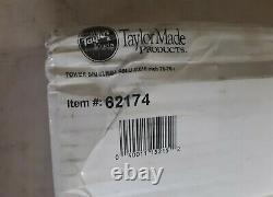Taylor Made Wakeboard Tower Bimini Top, 75 78W, 48L x 16H, Blue 2047