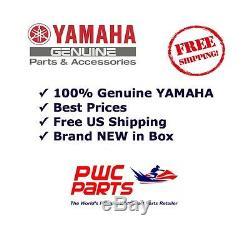 YAMAHA OEM Bimini Top Cover F2D-U3119-21-00 2010-2014 AR240 242 Limited S